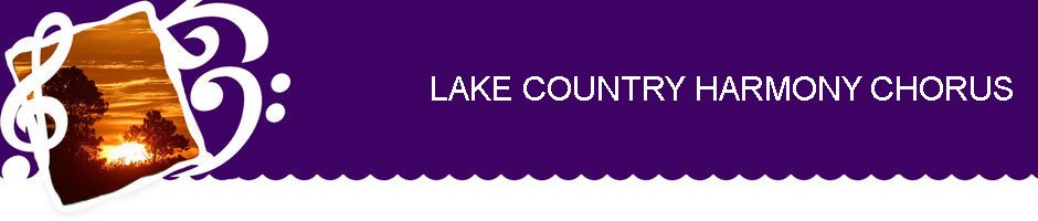 Lake Country Harmony Chorus